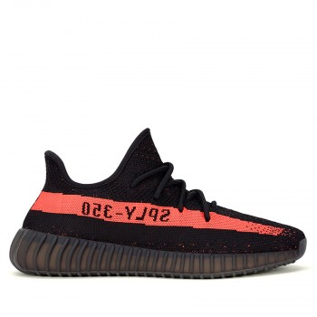 "Adidas Yeezy Boost 350 V2 ""Black/Red"" Core Black/Red/Core Black (BY9612) Online Sale"